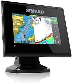 Simrad GO5 XSE Combo w TotalScan Transom Mount Transducer