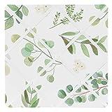Sweet Jojo Designs Floral Leaf Fabric Memory Memo