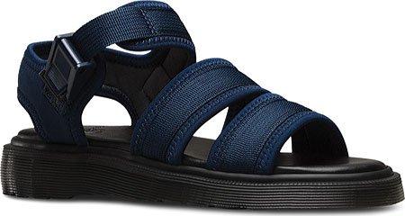 Dr. Martens Unisex Effra Tech 2 Strap Polyester Fashion Sandals