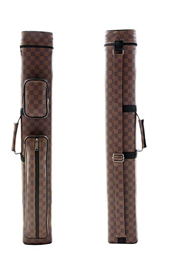 Best Prices! Brand New J&J Billiard Pool Cue Stick Carrying Strap Case (2s2b)