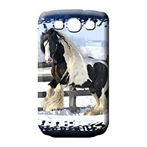 samsung galaxy s3 Shock-dirt Snap skin mobile phone back case spotted gypsy vanner
