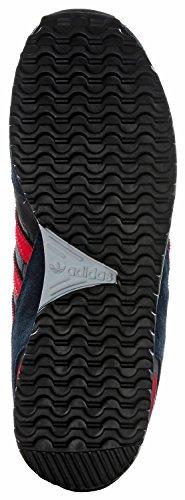 750 Adidas Unisex nbsp;scarpe Navy Da Zx Blu Corsa Adulto vRR5qU