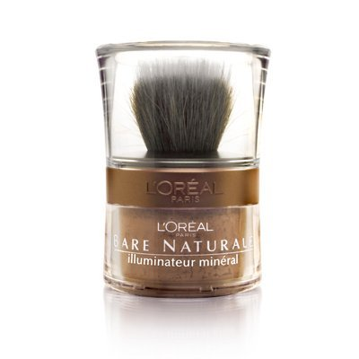 Loreal Bare Naturale Mineral Makeup - L'OREAL Bare Naturale All-over Mineral Glow - Pink Glow 426