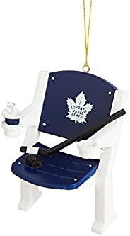 Team Sports America Toronto Maple Leafs Stadium Chair Ornament