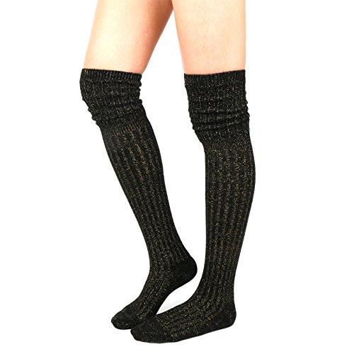 WOWFOOT Ladies Socks Slouch Stockings