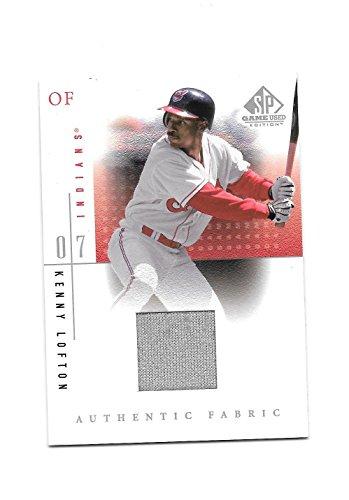 Kenny Lofton Cleveland Indians - 6