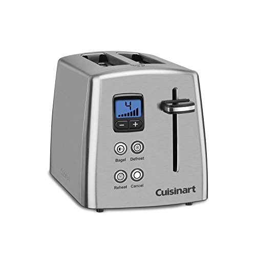 Cuisinart CPT-415 Countdown 2-Slice Stainless Steel Toaster by Cuisinart