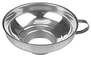 Fox Run 5-3/4-Inch Stainless Steel Canning Funnel