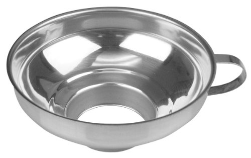 Fox Run 5-3/4-Inch Stainless Steel Canning Funnel image