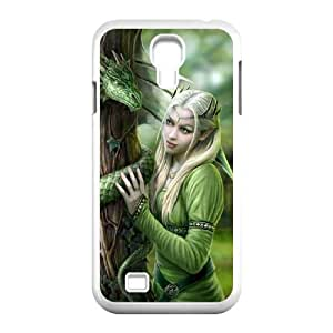 Cell phone case Of Fairy Bumper Plastic Hard Case For Samsung Galaxy S4 i9500