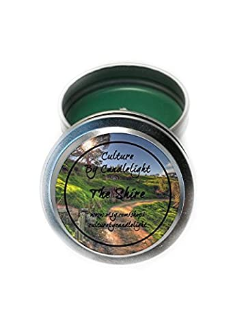 The Shire 2 oz. Travel Tin Candle - Meadow Scent - Travel Tin Scents