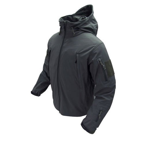 Condor Summit Zero Softshell Jacket Black, ()