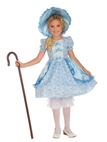 Lil Bo Peep Toddler and Child Costume (Medium) (Bo Peep Costume For Adults)