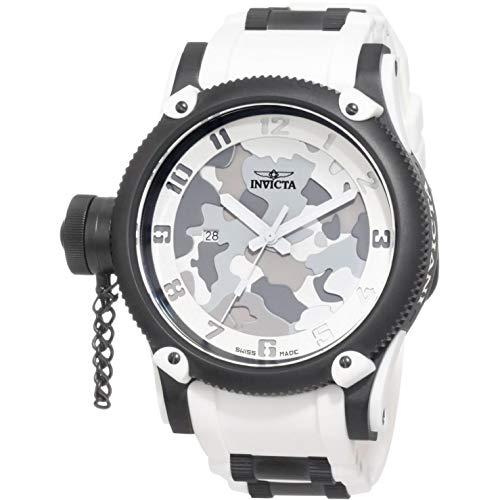 Invicta Men's 1195 Russian Diver Collection Camo Watch ()