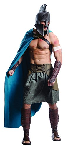 Themistocles Adult Costumes (Deluxe Themistocles Costume - X-Large - Chest Size 44-46)