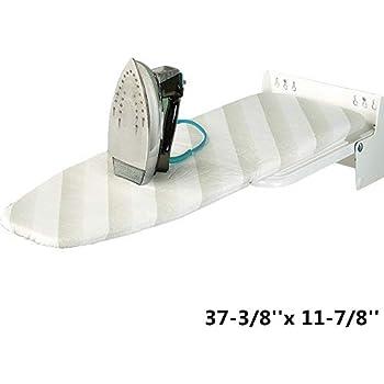 Amazon Com Wall Mounted Ironing Board Home Amp Kitchen