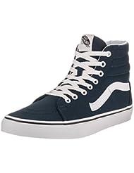 Vans Unisex Sk8-Hi (Canvas) Skate Shoe