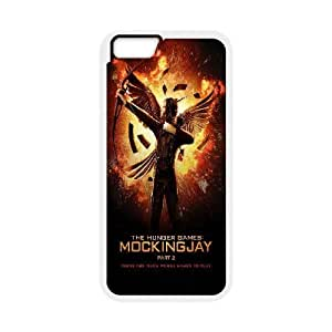 Character Phone Case The hunger games For iPhone 6 Plus 5.5 Inch NC1Q03084