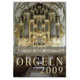 Die schönsten Orgeln 2009: Porträts