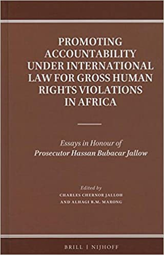 Science Essay Topic Buy Promoting Accountability Under International Law For Gross Human Rights  Violations In Africa Essays In Honour Of Prosecutor Hassan Bubacar Jallow  Book  English Literature Essay Topics also Narrative Essay Papers Buy Promoting Accountability Under International Law For Gross Human  English Essays