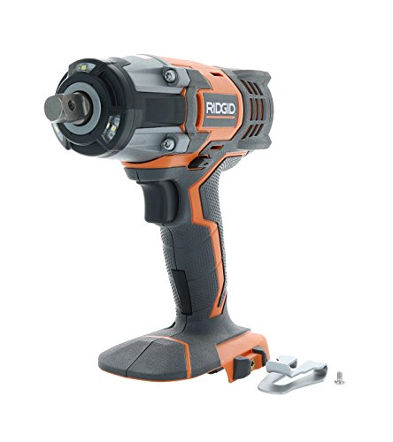 ridgid r86010b gen4x 1 2 inch 2900 rpm 18v lithium ion cordless impact wrench battery not. Black Bedroom Furniture Sets. Home Design Ideas
