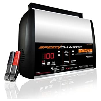 Schumacher SC-1200A-CA SpeedCharge 12Amp 6/12V Fully Automatic Battery Charger
