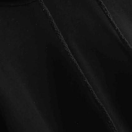 Amazon.com: Kumike Fashion Casual Womens Long Sleeve Sweatshirt Solid Splicing Caps Sweatshirt: Clothing