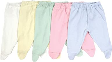 Under the Nile Organic Cotton Footed Pant - Available in Various Colors