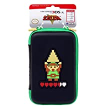HORI Retro Zelda Hard Pouch for Nintendo 3DS XL - Zelda Version Edition