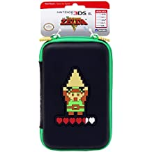 Hori Retro Zelda Hard Pouch for New 3DS XL and Nintendo 3DS XL