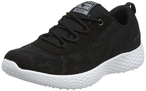 Black Black Gola Women's Fitness Grey White Shoes Izzu gSHqa