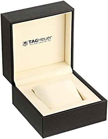 TAG Heuer Men s CAR2A10.BA0799 Analog Display Automatic Self Wind Silver Watch