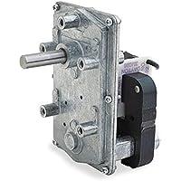 Dayton 3M098 Gearmotor,AC,4 RPM - 3M098 by Dayton