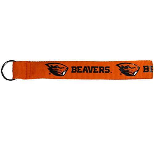 Siskiyou NCAA Oregon State Beavers Lanyard Key Chain