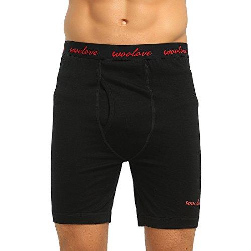 Wool Thermal Underwear - 7
