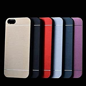 PEACH ships in 48 hours Elegant Design Aluminum Protective Case for iPhone 6 Plus (Assorted Colors) , Silver