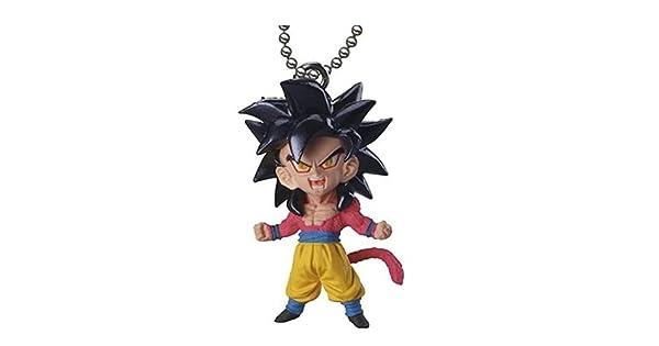 Amazon.com: Dragon Ball Z Dbz Super Saiyan 4 Goku Llavero ...