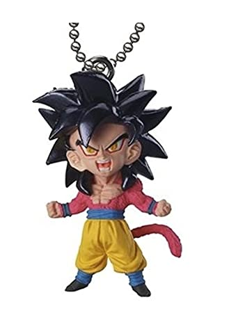 Dragon Ball Z Kai SS4 Son Goku UDM Best 07 Swing Figura ...