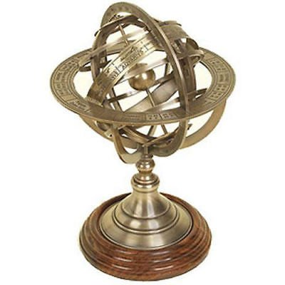 solid brass Armillary Globe Nautical Nautical Gift Collectible Deco