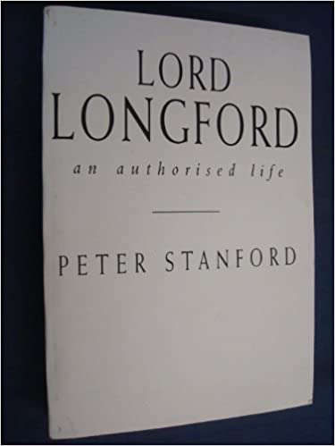 Lord Longford: A Life