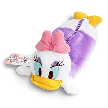 Disney ディズニー『デイジー・ Daisy』かわいいぬいぐるみペンケース☆ ペン入れ☆ペンポーチ