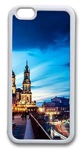 Altstadt Dresden Custom Case For Iphone 6 plus Cover PC White