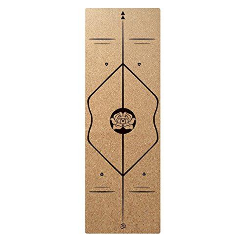 Cork Yoga Mats, Yoga Mat Length 1830 Width 610thickness 3mm