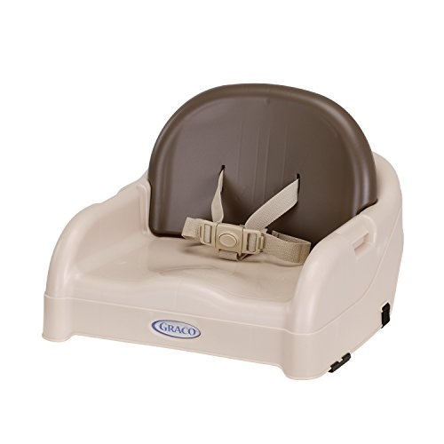 (Graco Blossom Booster Seat, Brown/Tan)