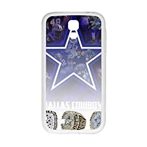 Cool painting Dallas Cowboys Fashion Comstom Plastic case cover For Samsung Galaxy S4