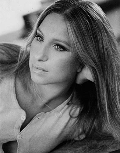 Barbra Streisand Photo Print (8 x 10) (Poster Streisand Barbra)