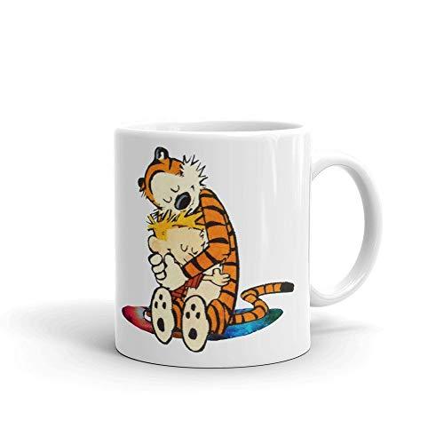 You're the Calvin to my Hobbes coffee mug Calvin and Hobbes Big Hugs- Coffee Mug, Tea Mug, Cute Mug - Gift, cute gift, Souvenir, 11oz, 15oz