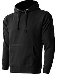 HC Mens Pullover Hoodie Sweatshirts Heavyweight Fleece Active Casual Pocket Jackets