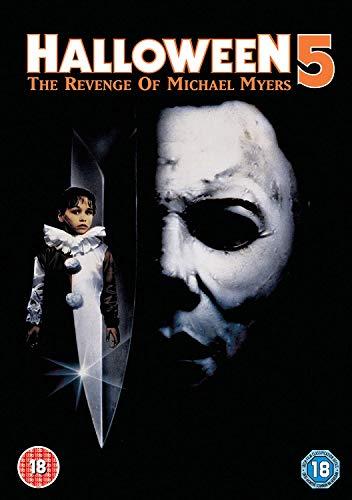 Halloween 5: The Revenge of Michael Myers [DVD] [2018] -
