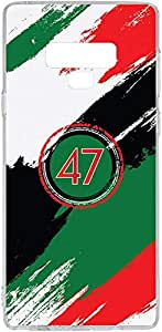 Switch Galaxy Note 9 Clear Case UAE National Day - 47 UAE 3